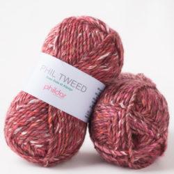 Phildar Tweed Grenat