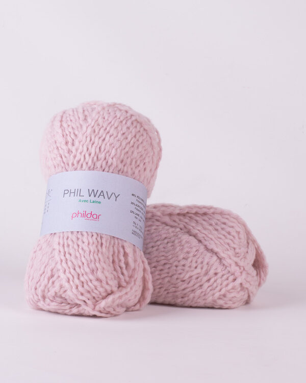 Phildar Wavy Rose The