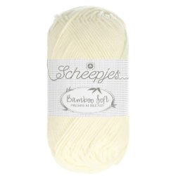 Scheepjes Bamboo Soft Rich Cream 265