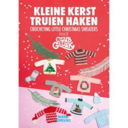 Kleine Kerst truien haken - Marieke Voorsluijs
