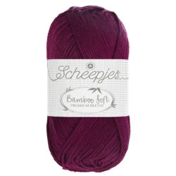 Scheepjes Bamboo Soft Deep Cherry 251