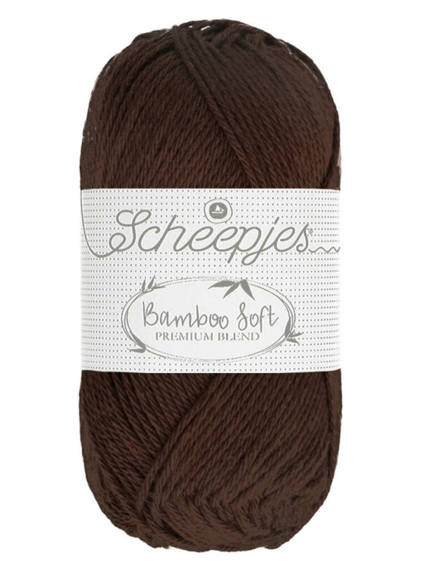 Scheepjes Bamboo Soft Smooth Cacao 257