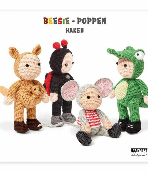Beesie-poppen haken - Anja Toonen