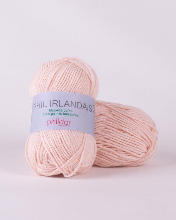 Phildar Irlandais Petale