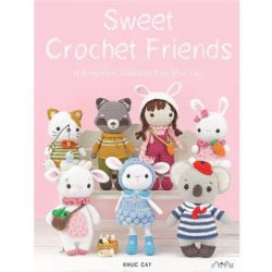 Sweet crochet friends - Hoang The Ngoc Anh