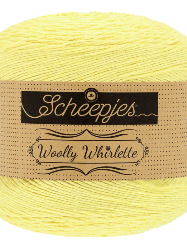 ScheepjesWoolly Whirlette Custard 571