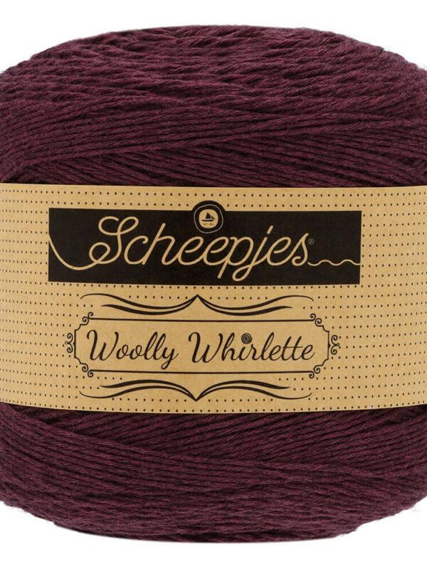 Scheepjes Woolly Whirlette Plum Pie 572