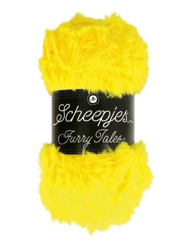 Scheepjes Furry Tales 982 Goldilocks