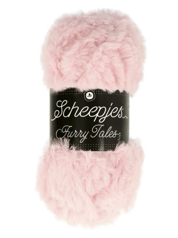 Scheepjes Furry Tales 985 Little Pig