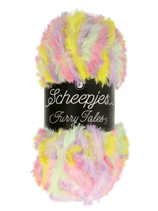 Scheepjes Furry Tales 989 Unicorn
