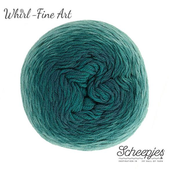 Whirl Fine Art - Rococo 661