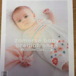 Phildar nr 700 - Zomerse baby breipatronen