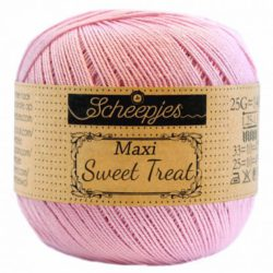 Scheepjes Maxi Sweet Treat Icy Pink 246