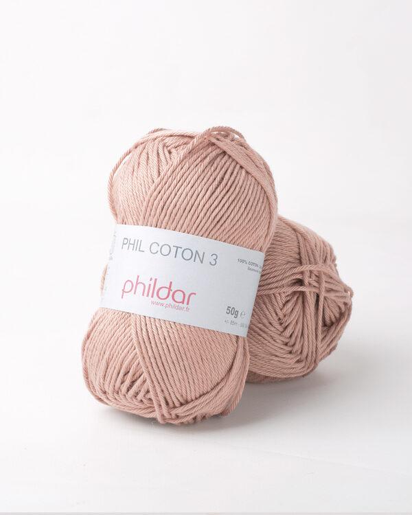 Phildar Coton 3 - Poudre