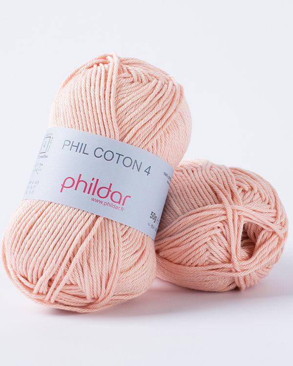 Phildar Coton 4 - poudre