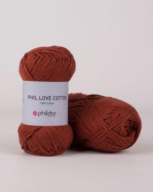 Phildar Love Cotton Havane