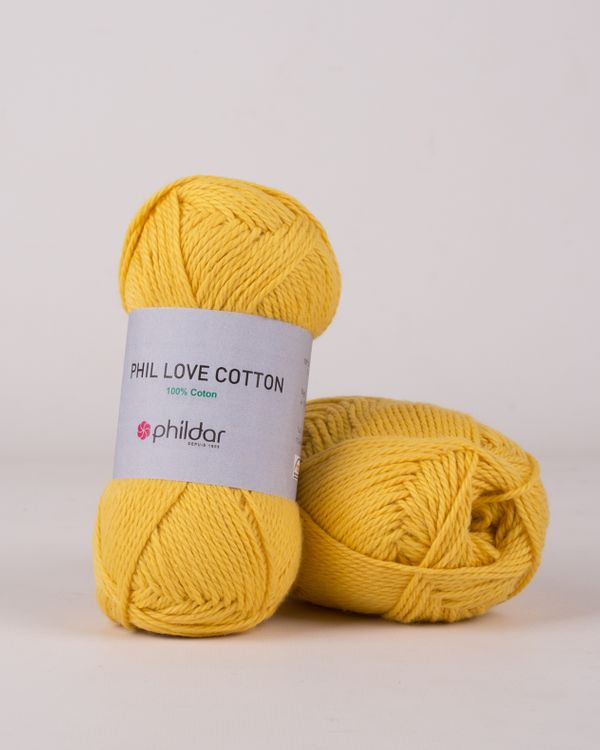 Phildar Love Cotton Soleil