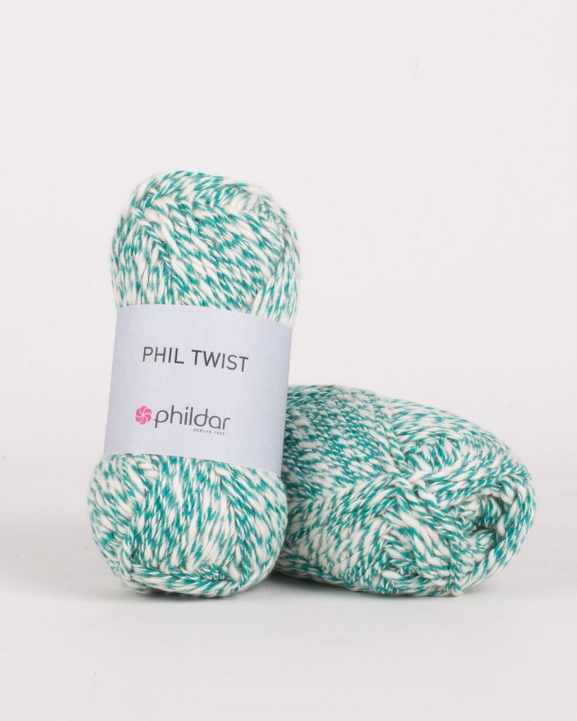 Phildar Twist Menthe