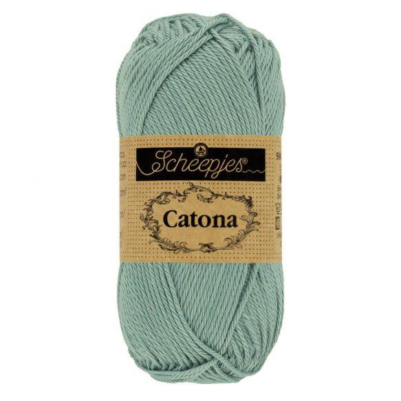 Scheepjes Catona (50gr) Silver Blue 528