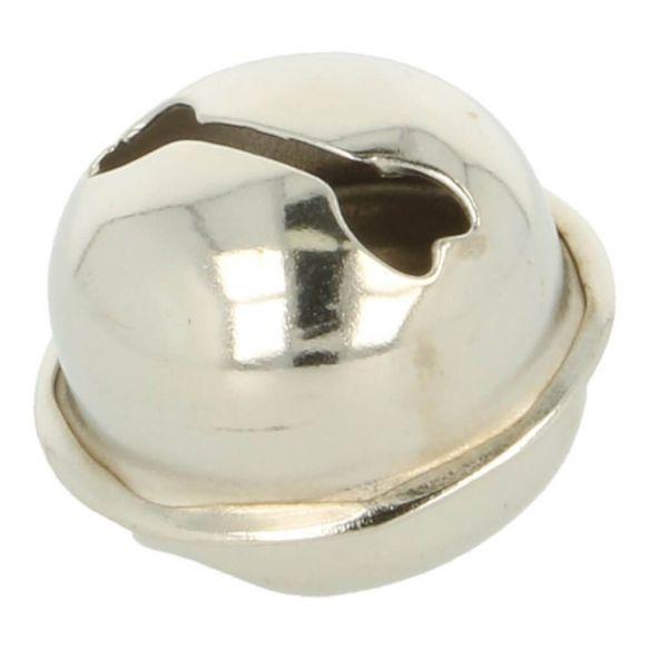 Belletjes 26 mm - zilver