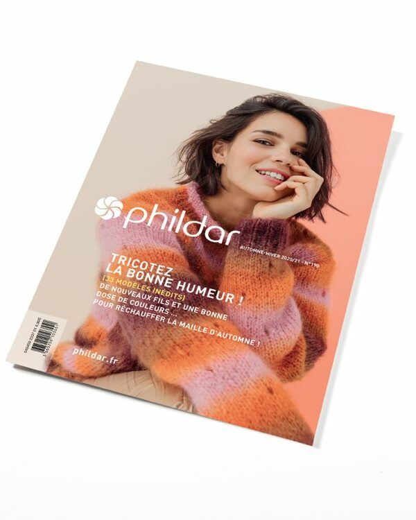 Phildar 190 - brei goedgemutst - herfst-winter 20/21