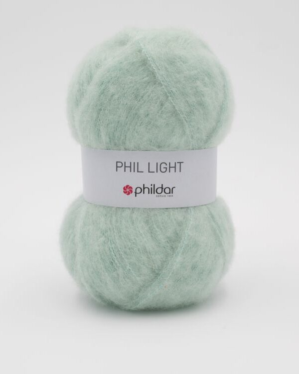 Phildar Light Jade