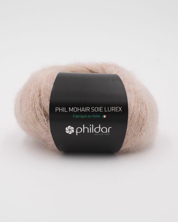 Phildar Mohair Lurex Gazelle