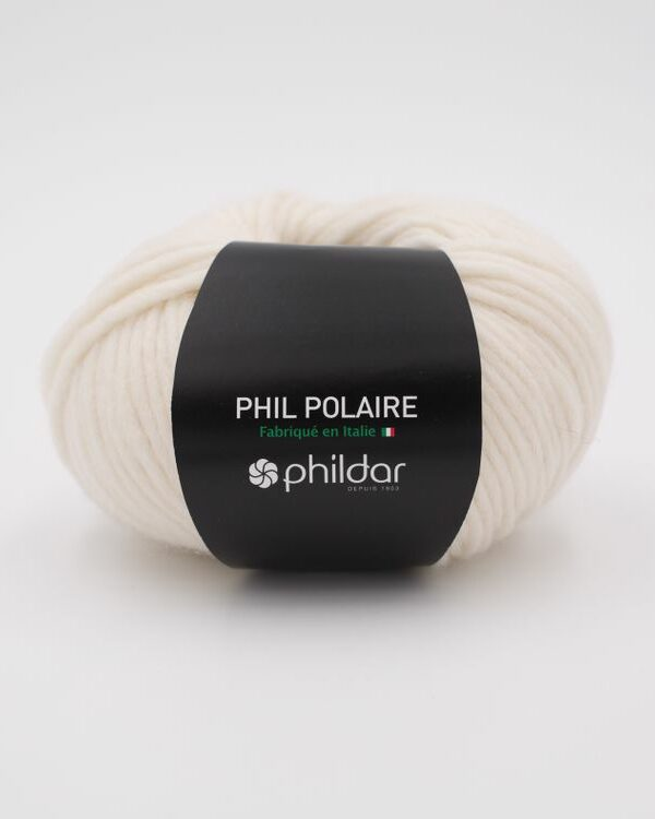 Phildar Polaire Ecru