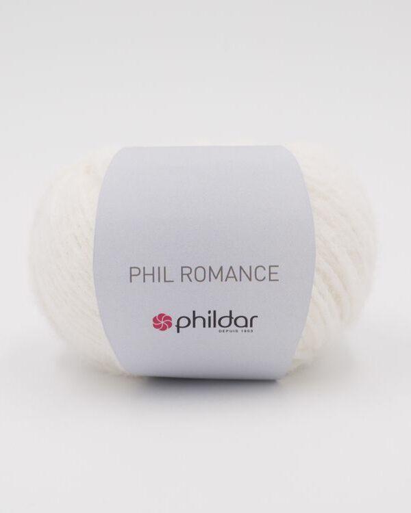 Phildar Romance Ecru