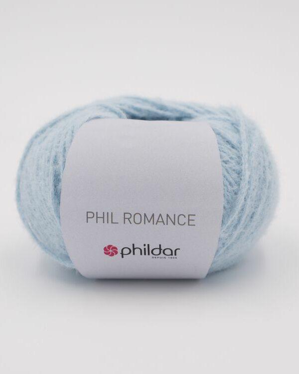 Phildar Romance Glacier