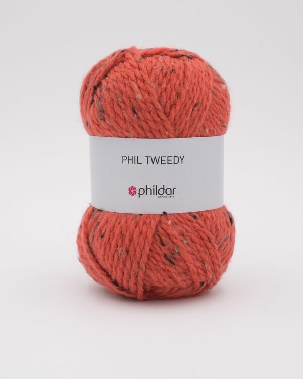 Phildar Tweedy Blush