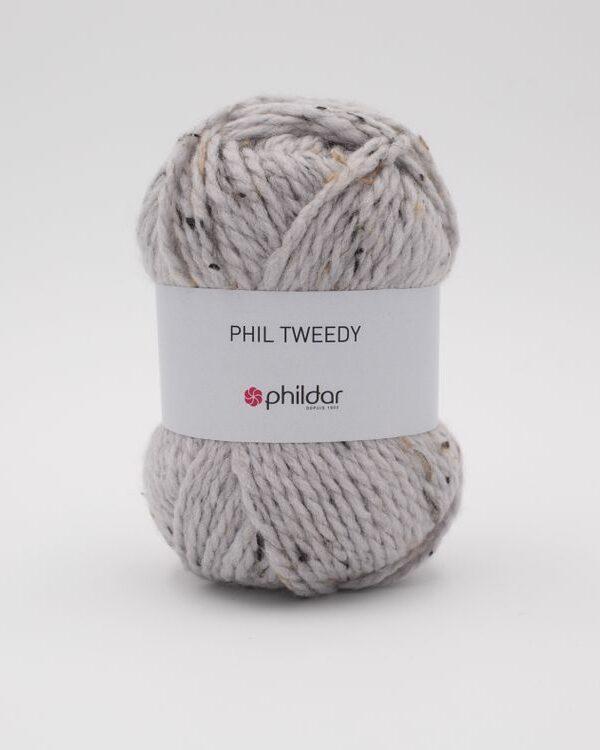 Phildar Tweedy Givre