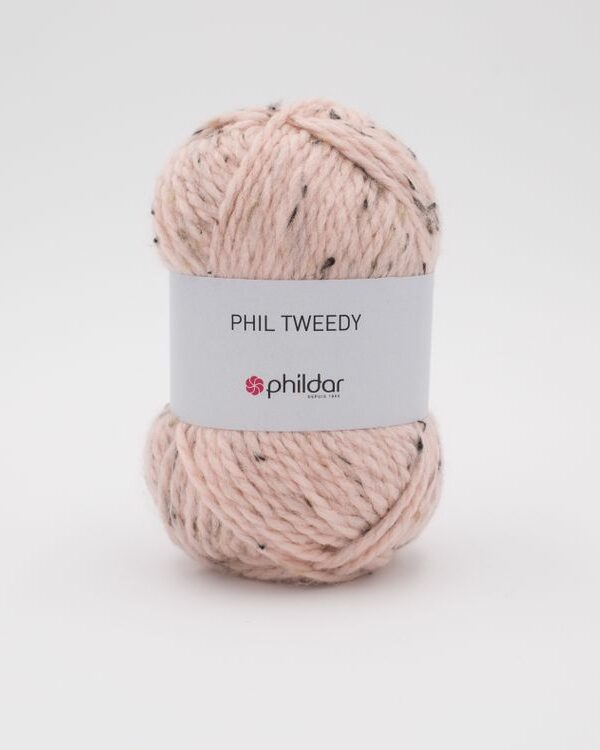 Phildar Tweedy Peau