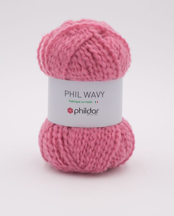 Phildar Wavy Petunia