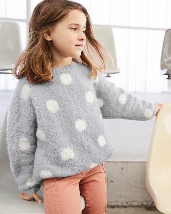 Breipakket trui Gwendoline (10 jaar)