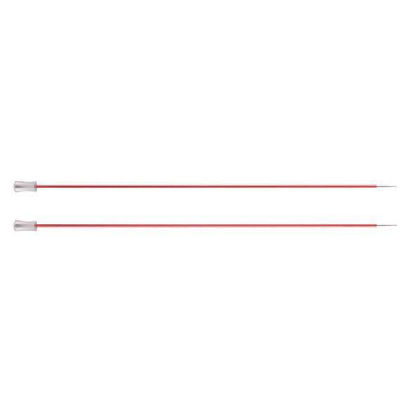 KnitPro Zing Breinaalden Met Knop 40cm 2.00mm