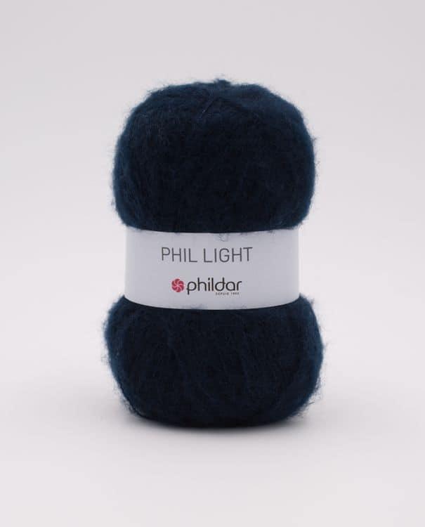 Phildar Light Navy