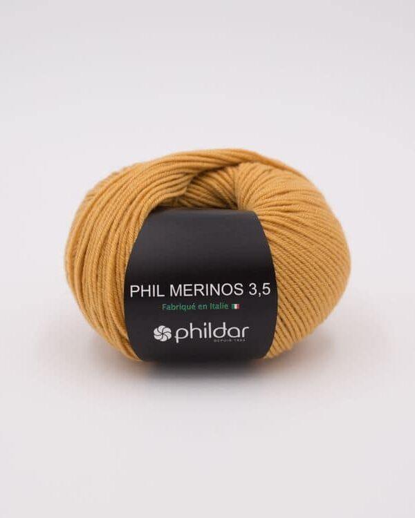 Phildar Merino 3.5 Miel