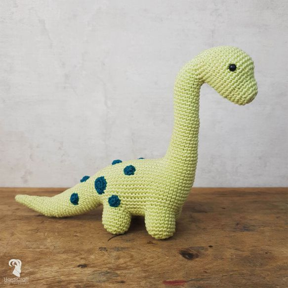 Haakpakket - Dino Brontosaurus