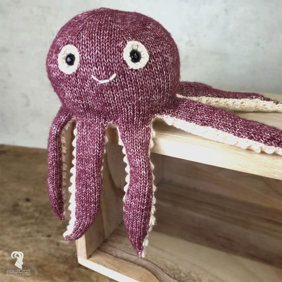 Breipakket - Olivia Octopus