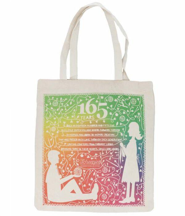 Scheepjes Canvas tas 165 jaar