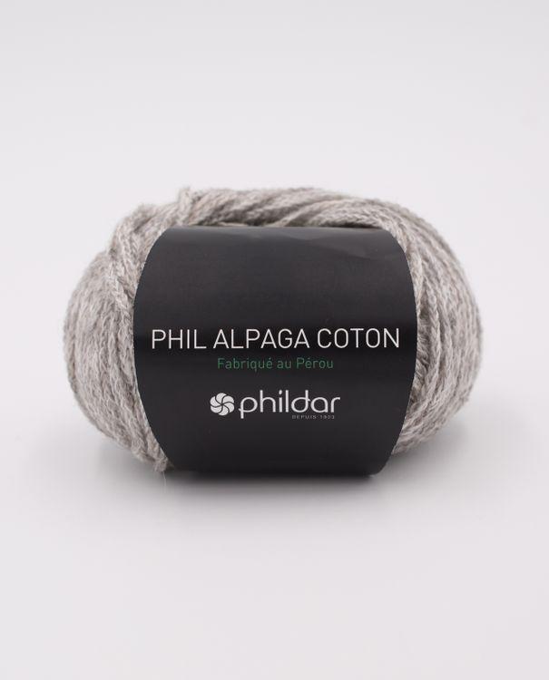 Phil Alpaga Cotton Flanelle