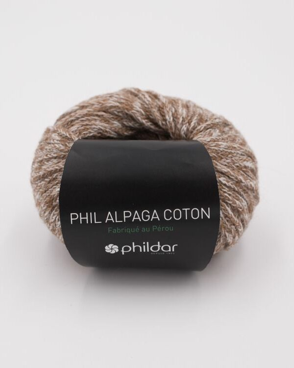 Phil Alpaga Cotton Renne