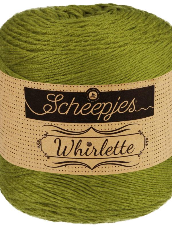 Scheepjes Whirlette Kleur 882 Tangy Olive