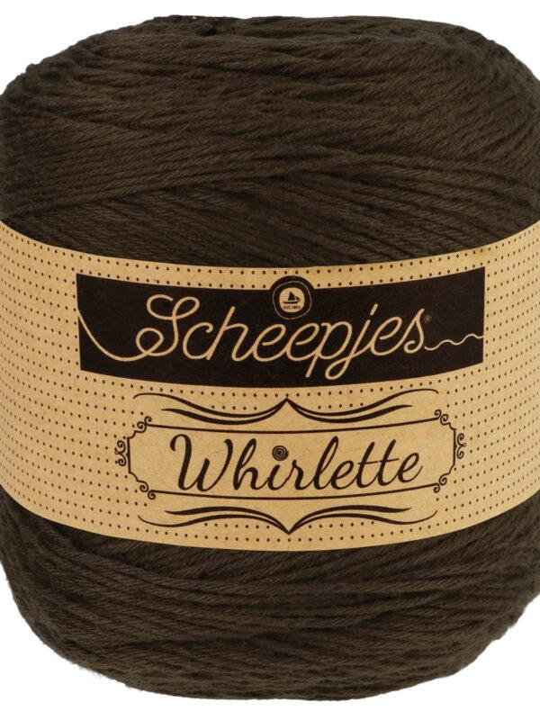 Scheepjes Whirlette Kleur 883 Bitter Coffee
