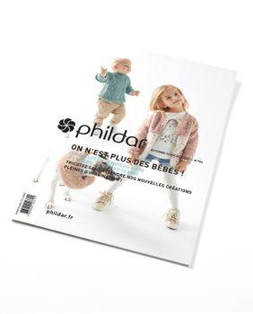 Phildar 704 - We zijn geen kleine kinderen meer - herfst-winter 20/21