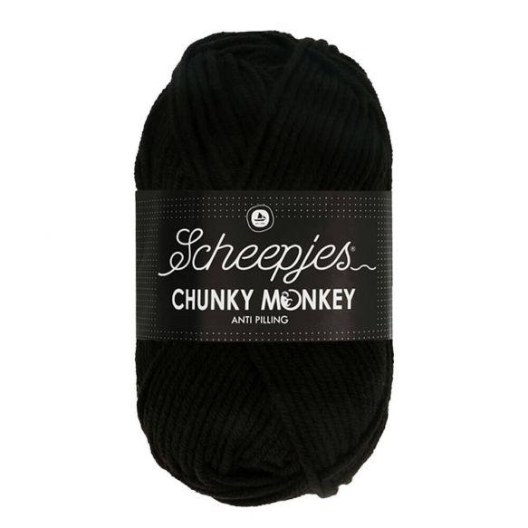 Scheepjes Chunky Monkey - 1002 Black