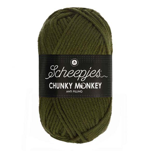 Scheepjes Chunky Monkey - 1027 Moss