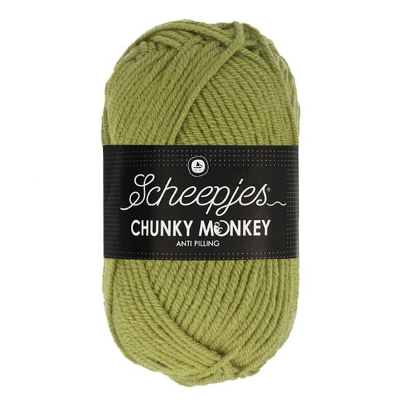 Scheepjes Chunky Monkey - 1065 Sage