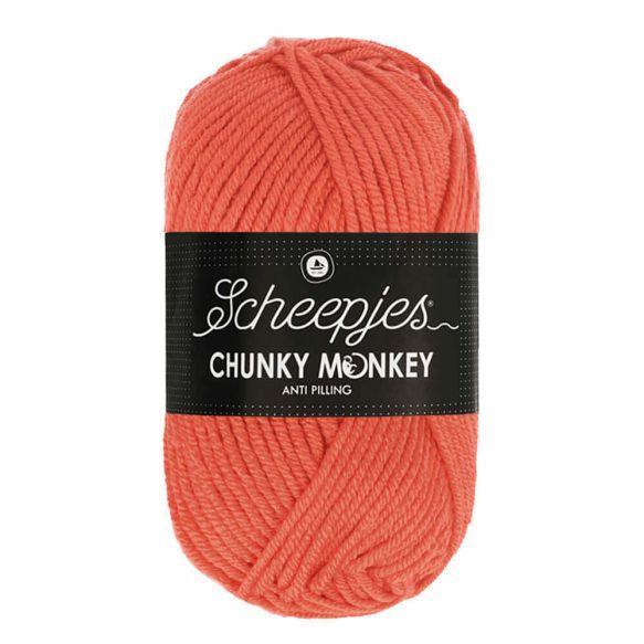 Scheepjes Chunky Monkey - 1132 Coral